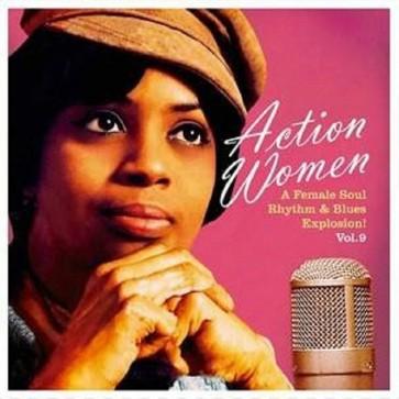Action Women Vol 9