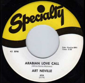 Arabian Love Call