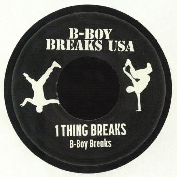 1 Thing Breaks