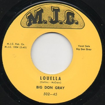 Louella / I've Started To Live Again