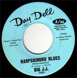 Harpsichord Blues