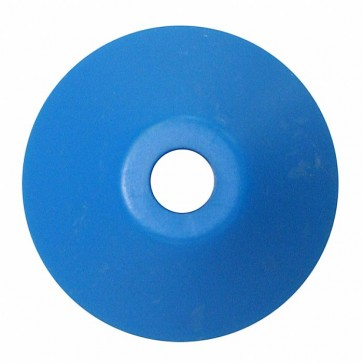 Plastic Cone Shape Record Centre Adaptor