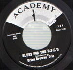 Blues for the UFOs