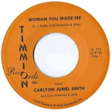 Woman You Made Me