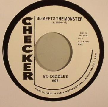 Bo Meets The Monster / Willie & Lillie