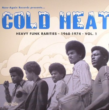 Cold Heat - Heavy Funk Rarities 1968-1974 Vol 1