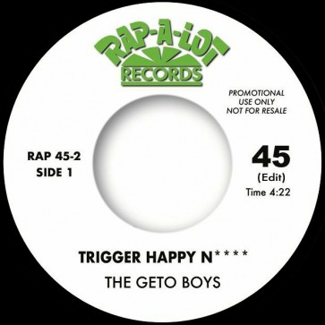 Trigger Happy Nigga