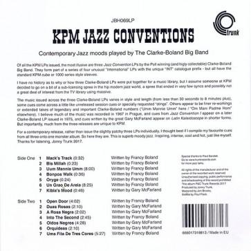 KPM Jazz Conventions