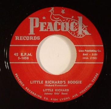 Little Richard's Boogie