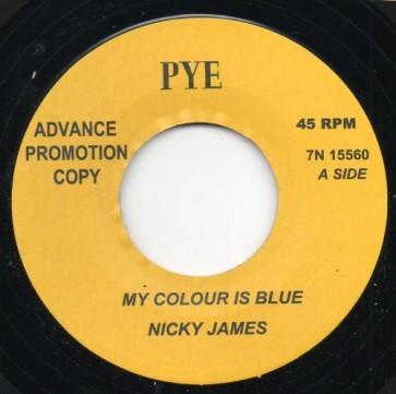 My Colour is Blue
