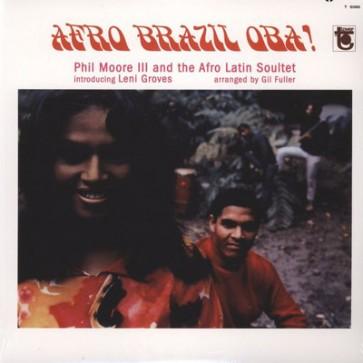 Afro Brazil Oba!