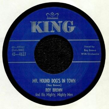 Mr Hound Dog's In Town