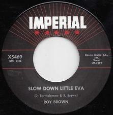 Slow Down Little Eva