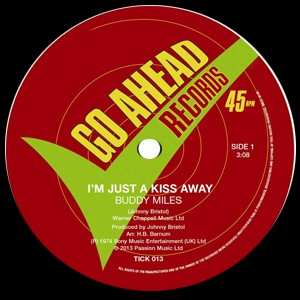 Just A Kiss Away / Got To Find Ms Right