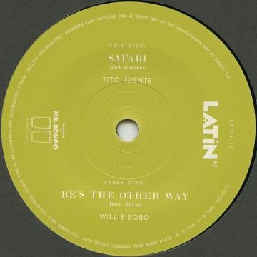 Safari /Be's The Other Way