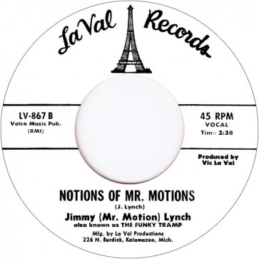 Notions of Mr. Motions / The Broadway