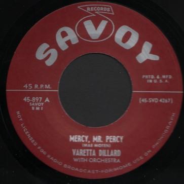 Mercy, Mr. Percy