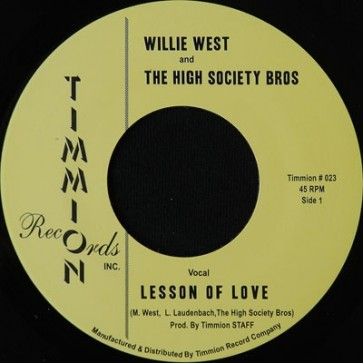 Lesson Of Love