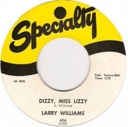 Slow Down / Dizzy Miss Lizzy