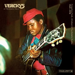 Congolese Funk, Afrobeat & Psychedelic Rumba 1969-1978