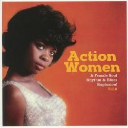 Action Women Vol. 6