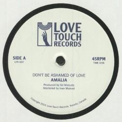 Don't Be Ashamed Of Love