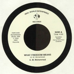 What Freedom Means