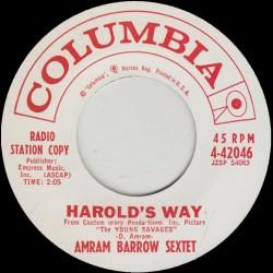 Harold's Way