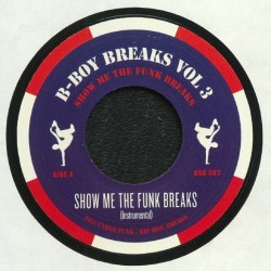 Volume 3: Show Me The Funk Breaks