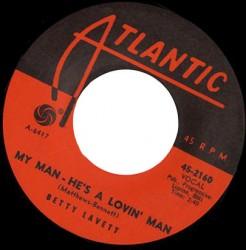 My Man - He's a Lovin' Man