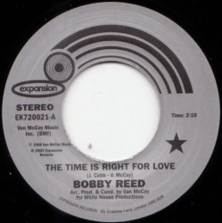 The Time Is Right For Love