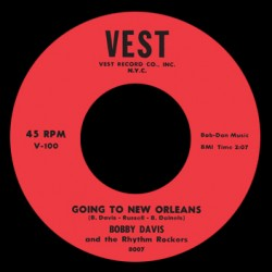 Going To New Orleans / Tell Me Baby