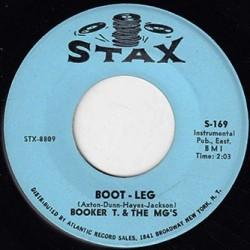 Boot - Leg