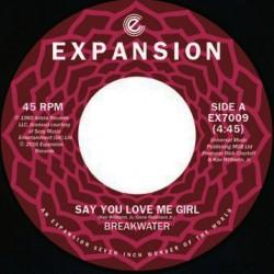 Say You Love Me Girl