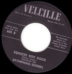 Squeeze Box Rock