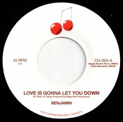 Love Is Gonna Let You Down / Not A Moment Too Soon