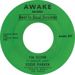 Northern Soul Classics & Rarities - Label Sticker - Eddie Parker
