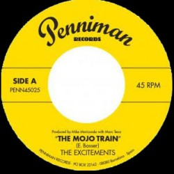 The Mojo Train