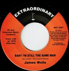 Baby I'm Still The Same Man