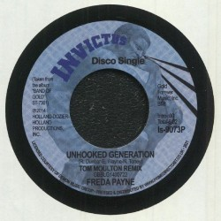Freda Payne - Unhooked Generation (Tom Moulton remix)