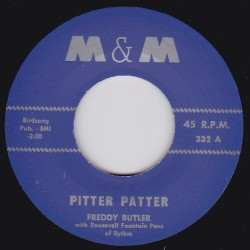 Pitter Patter / Boggie Twist