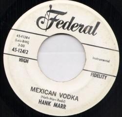 Mexican Vodka