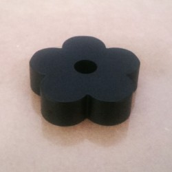 Black Flower 45 Adaptor
