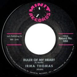 Ruler Of My Heart