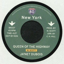 Queen Of The Highway (KON Edit)