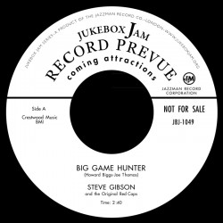 Big Game Hunter / Why Don't You Love Me
