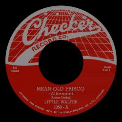 Mean Old Frisco / Come Back Baby