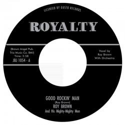 Good Rockin' Man / Everything's Alright