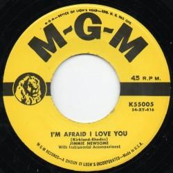 I'm Afraid I Love You