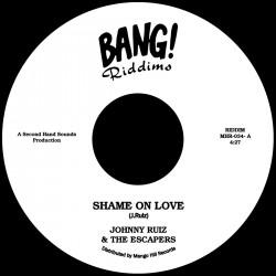 Shame On Love